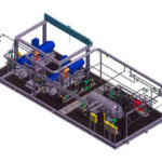 Finite Element Analysis - Vapor Recovery Skid