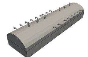 Model of Coke Oven Battery