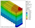 Forensic Investigation - FEA Results on Coke Oven Battery