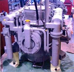 Shipboard Compressor