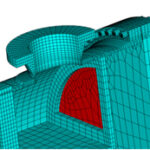 FEA of Feedwater Heater