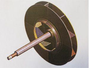 Vibration Analysis - Impeller