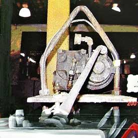 Mine Lift Hook Investigation