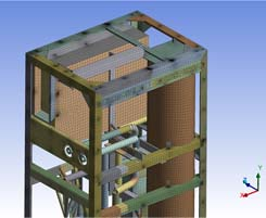 Vibration & Shock Analysis of Heat Exchanger